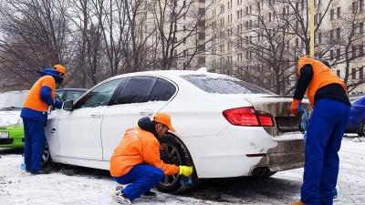 Как правильно мыть машину зимой и зачем
