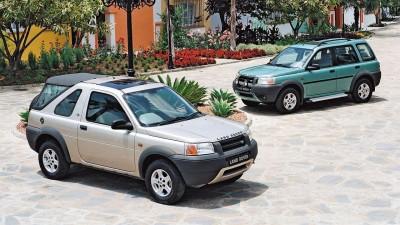 Land Rover Freelander 1997-2006