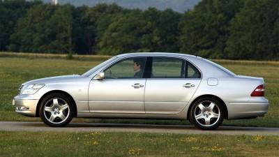 Lexus LS XF30