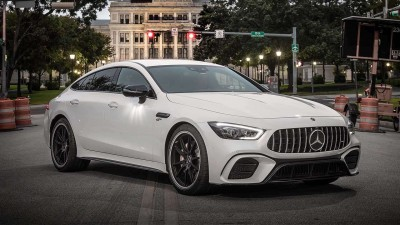 Mercedes-Benz AMG GT 4-door