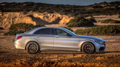 Mercedes-Benz C-Class AMG