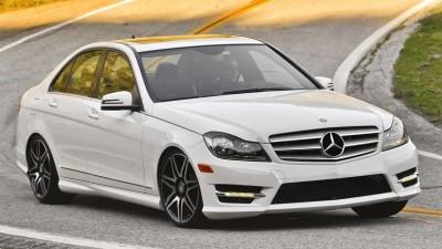 Mercedes-Benz C-Class W204