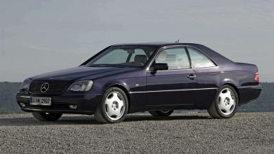 Mercedes-Benz CL-Class C140