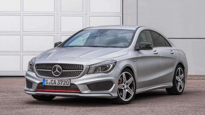 Mercedes-Benz CLA C117