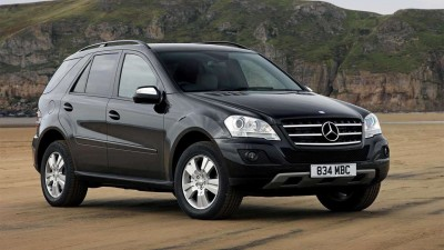 Mercedes-Benz ML W164