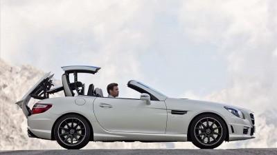 Mercedes-Benz SLK AMG