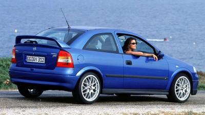 Opel Astra OpC G