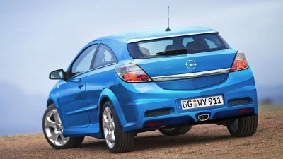 Opel Astra OPC H