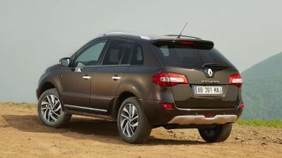 Renault Koleos 2013-2016