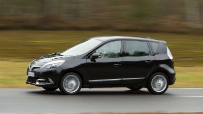 Renault Scenic 2012-2016