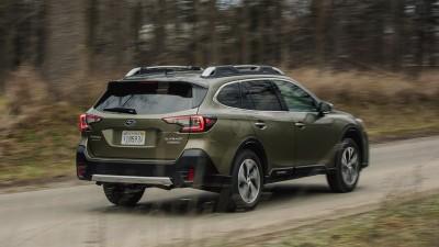 Subaru Outback BS