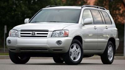Toyota Highlander XU20