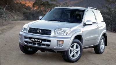 Toyota RAV4 XA20