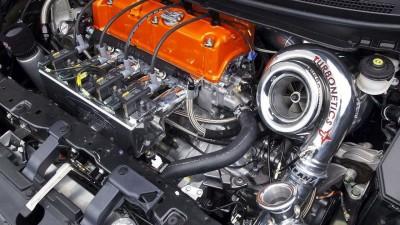 Виды наддува двигателя