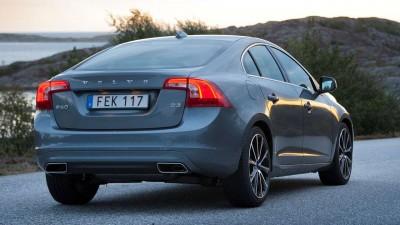Volvo S60 2013-2017