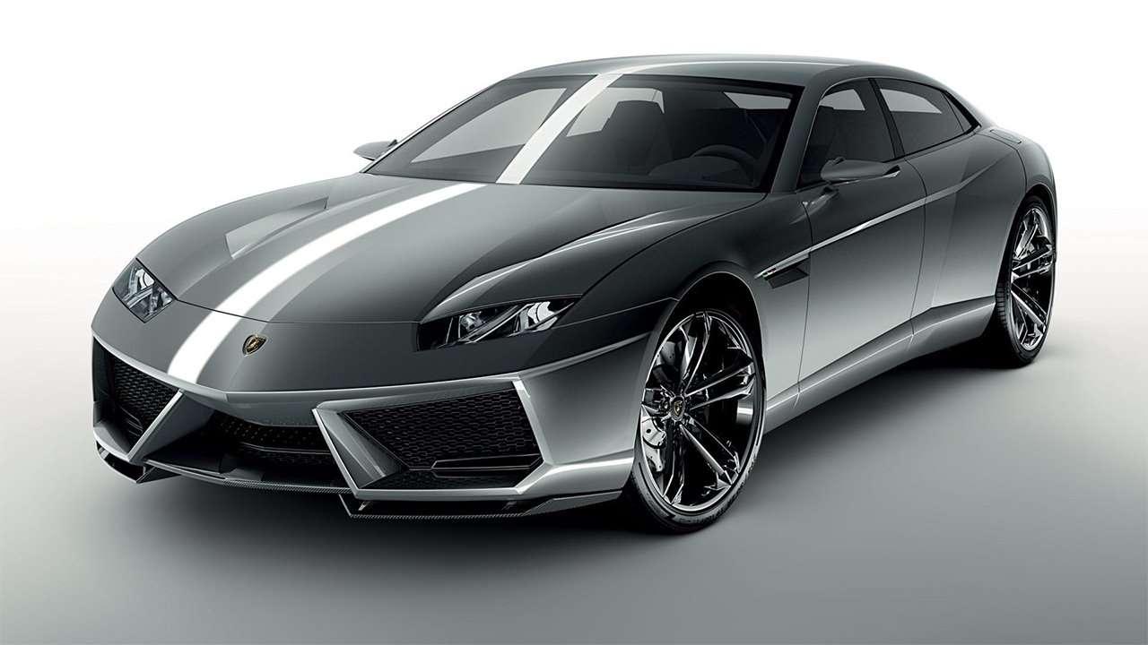 Lamborghini Estoque фото спереди
