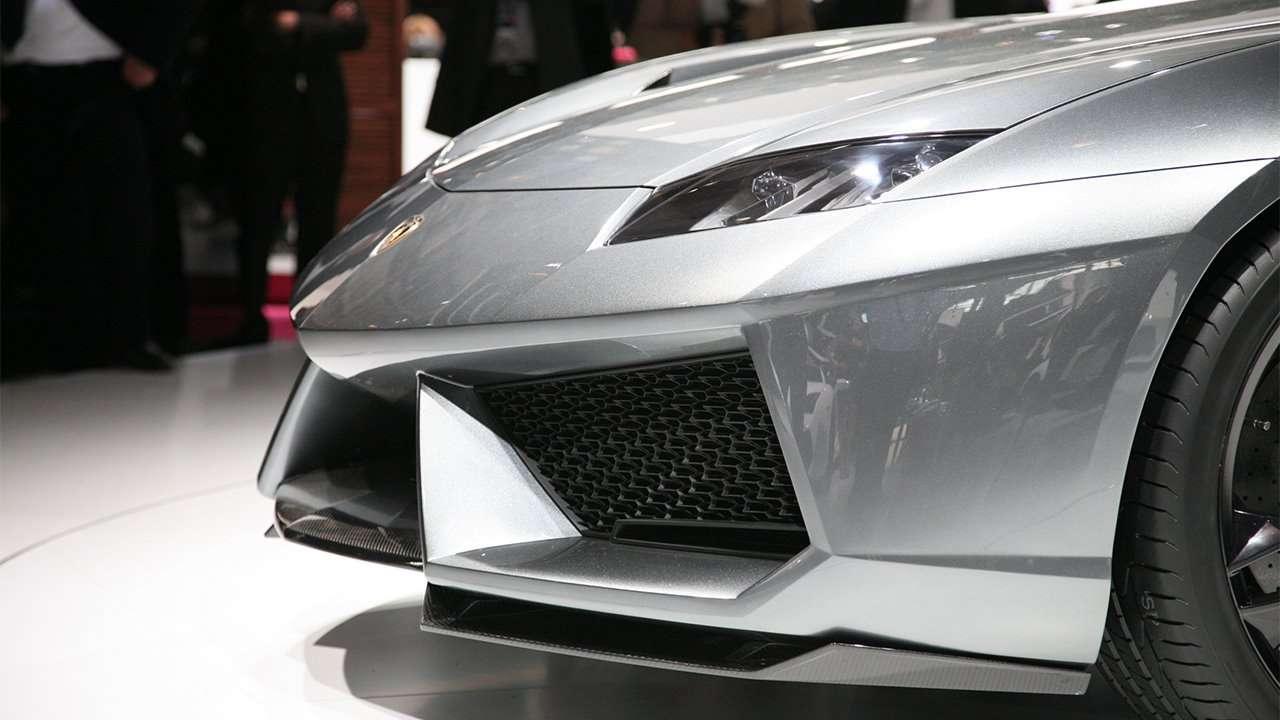 Передок Lamborghini Estoque