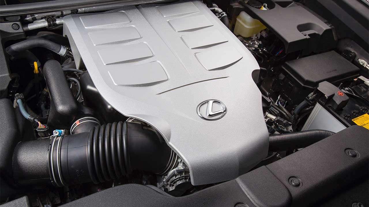 Фото двигателя Lexus ГХ
