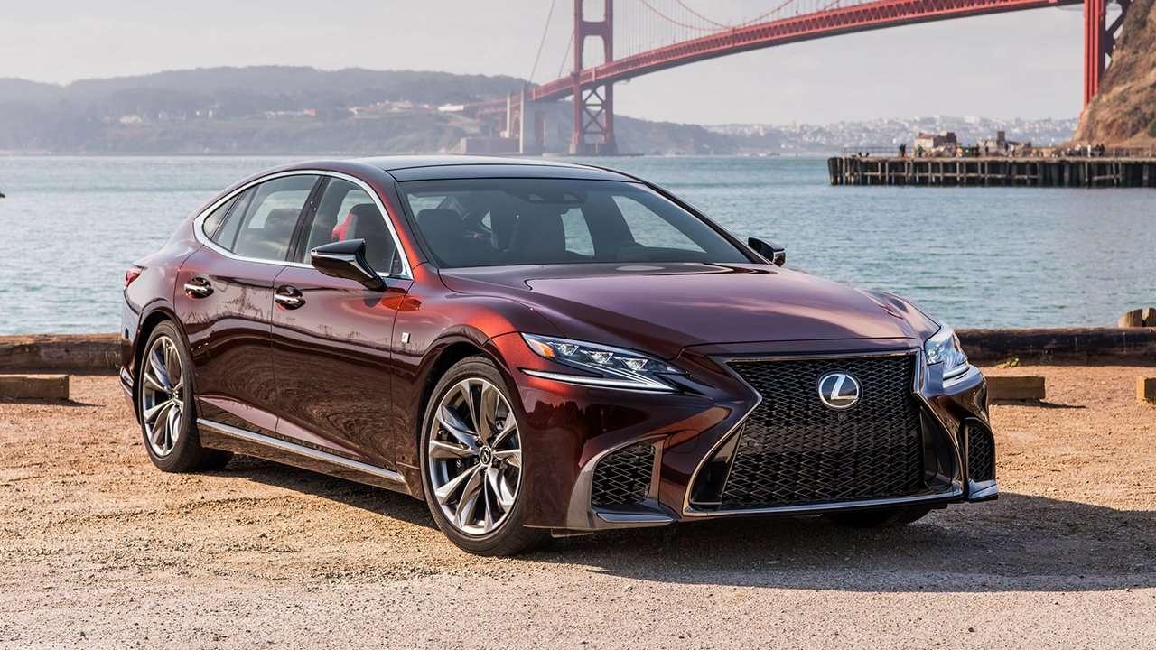 Lexus LS 2020-2021 F Sport