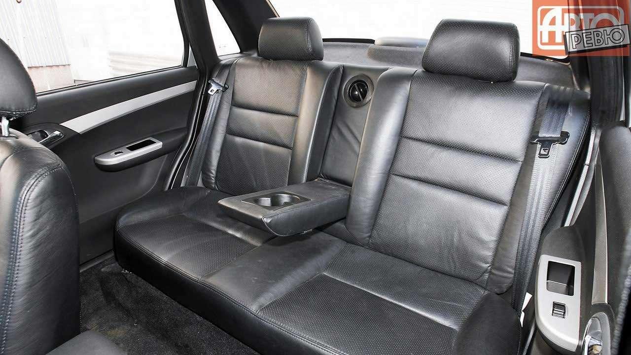 Задние сиденья (520)