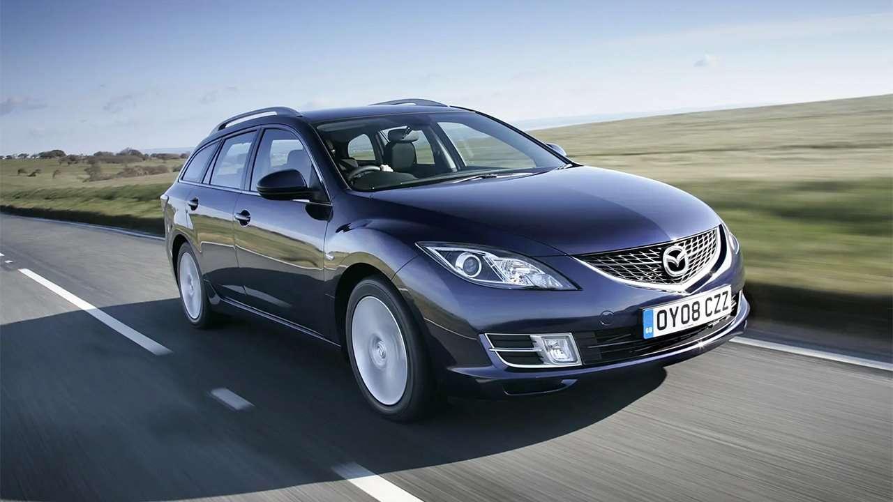 Mazda 6 GH Универсал