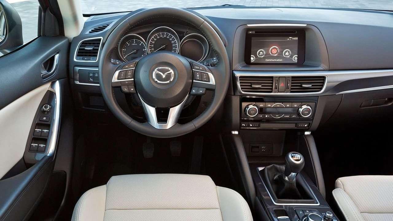 Mazda MX-5 2020-2021 салон