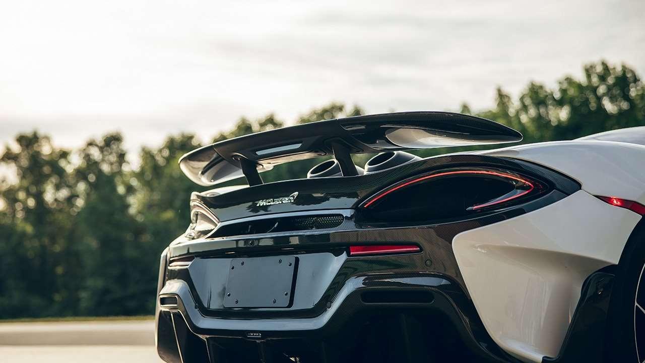 Спойлер McLaren 600LT