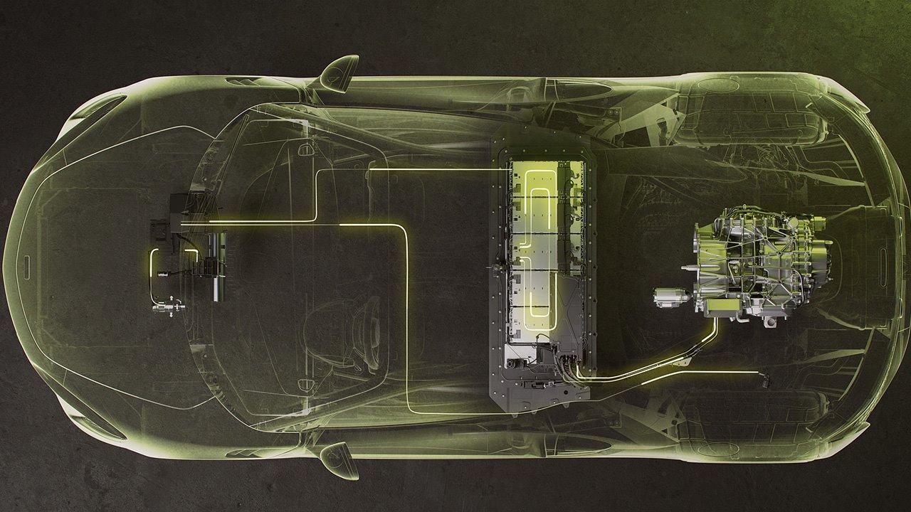 Аккумулятор гибрида