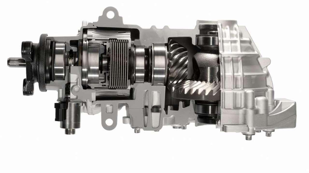 Коробка передач 4Matic