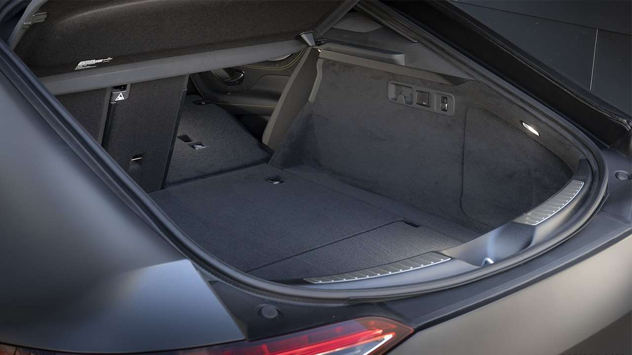 Багажник Mercedes-AMG GT 4-door