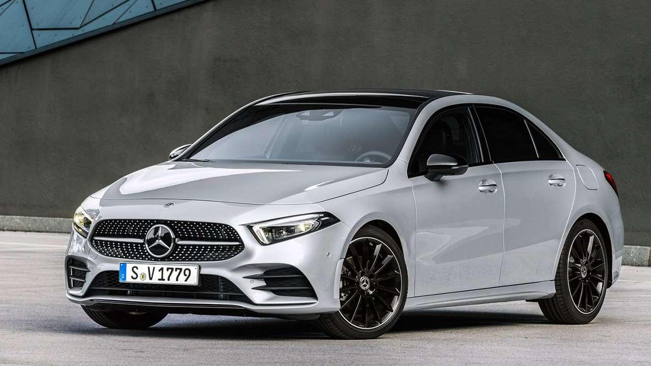Mercedes A-Class 2020-2021 седан