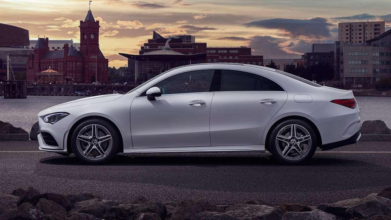 Профиль модели Mercedes CLA-Class 2019-2020