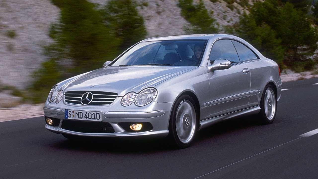 Mercedes-Benz CLK AMG