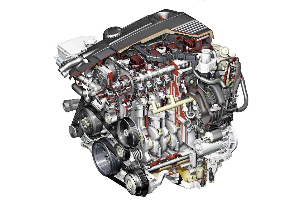 Двигатель M271
