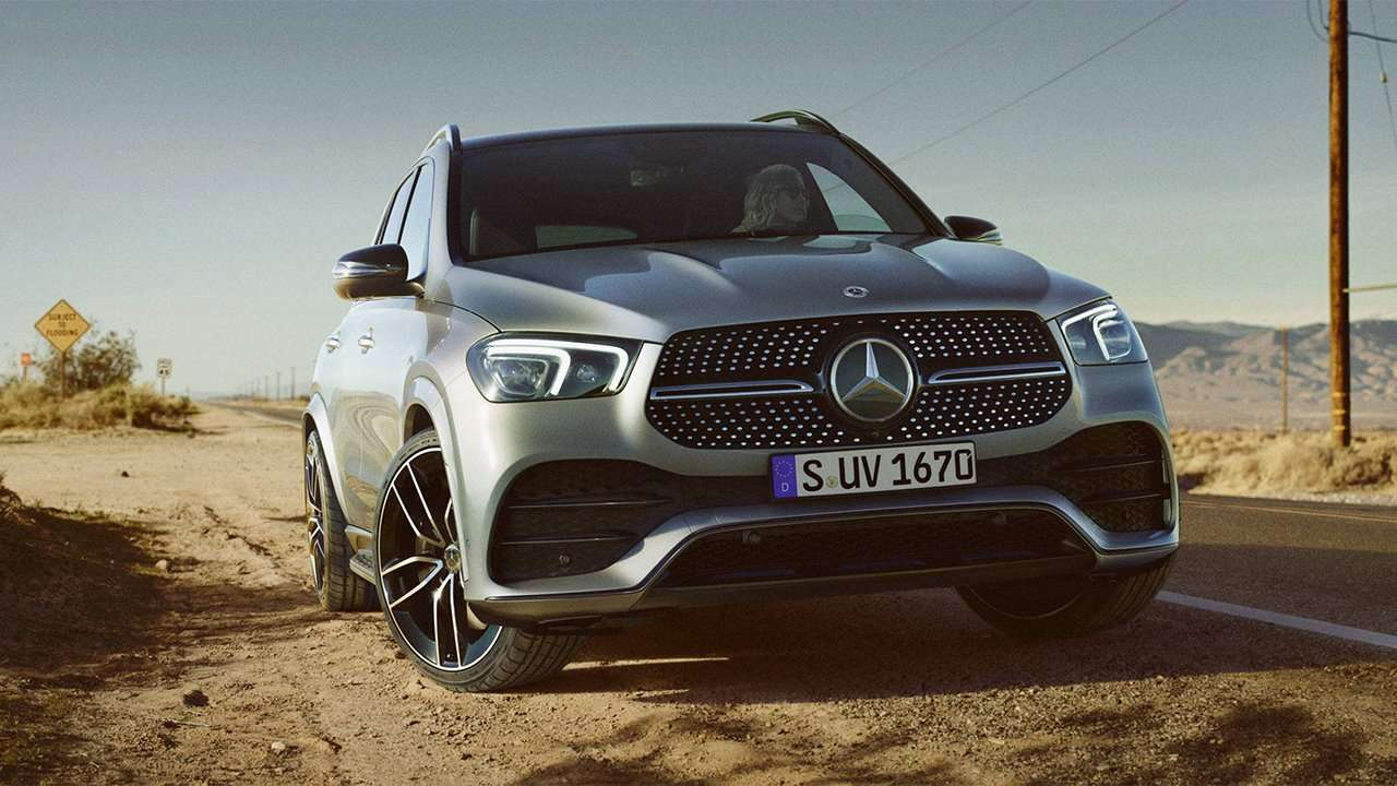 Mercedes-Benz GLE W167 AMG-Line