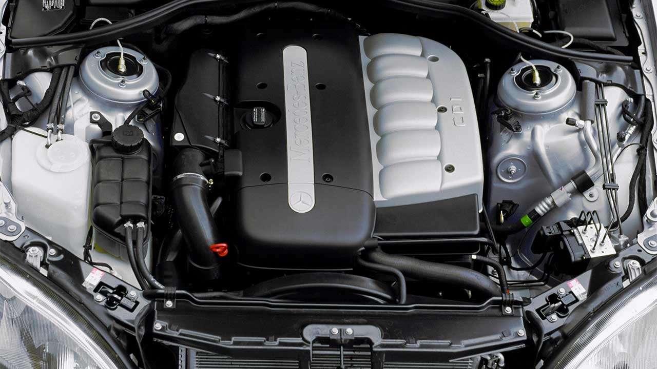 Дизельный мотор OM613