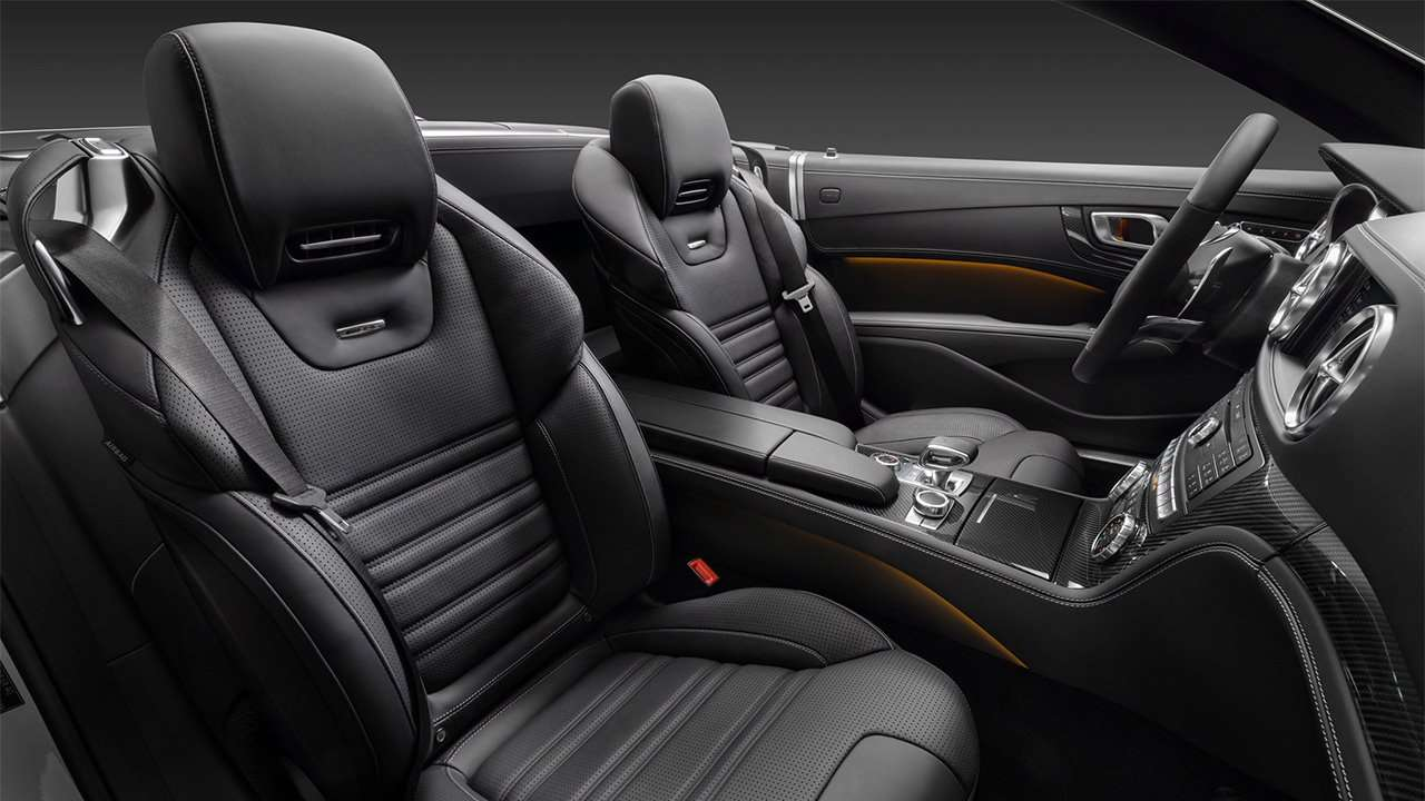Сиденья Mercedes-Benz SL 63 AMG R231