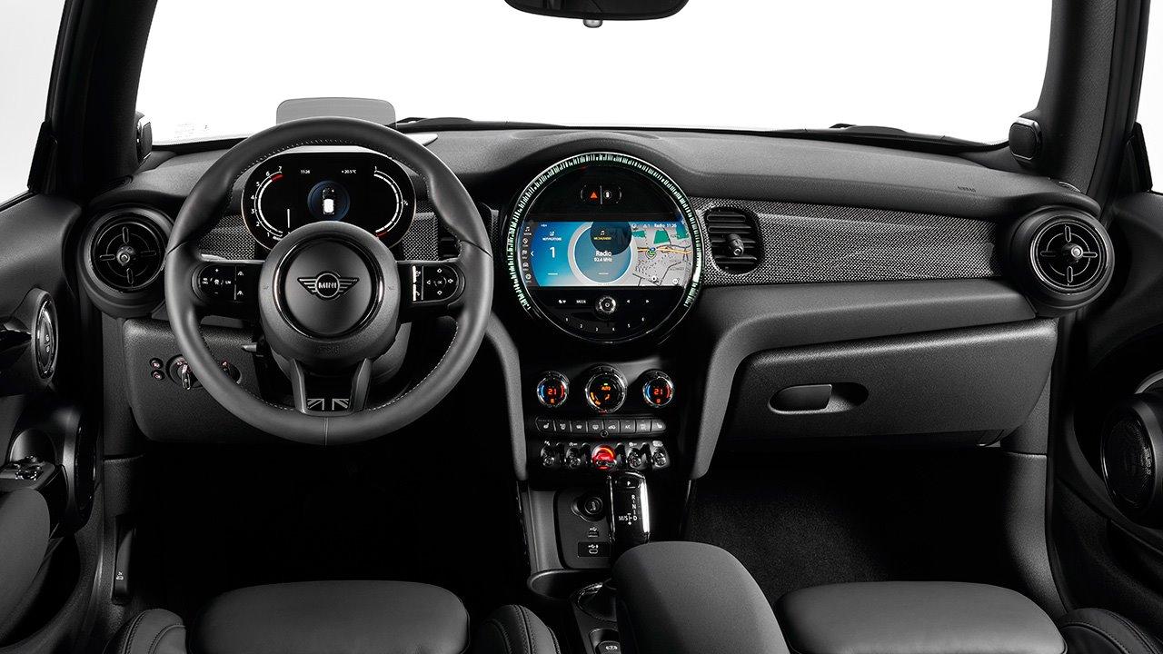MINI Cooper F56 2020-2021 салон