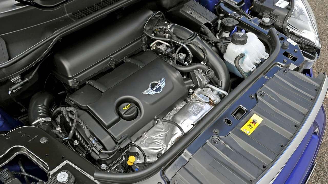 Двигатель MINI Paceman 2020-2021