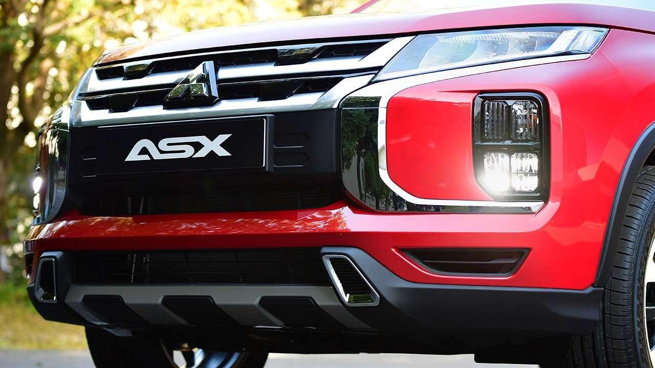 Передок Mitsubishi ASX 2020-2021