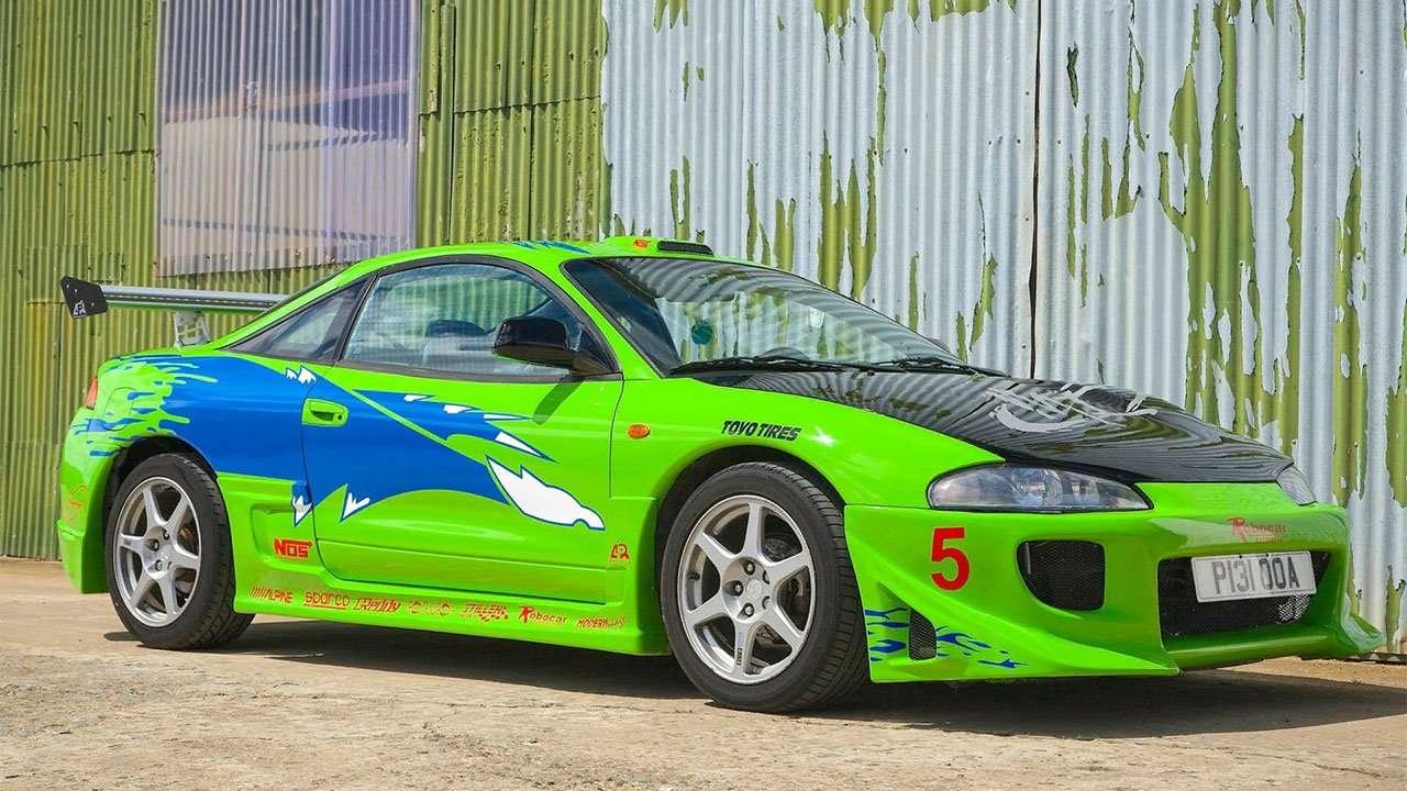 Mitsubishi Eclipse 2G из Форсажа