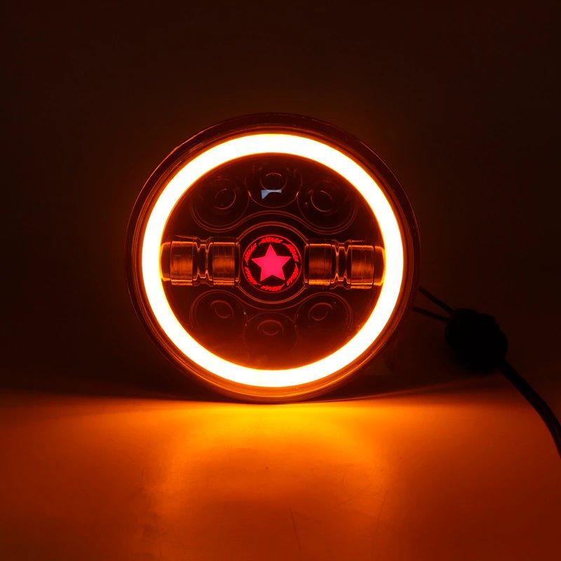 Светодиодные круглые лампы