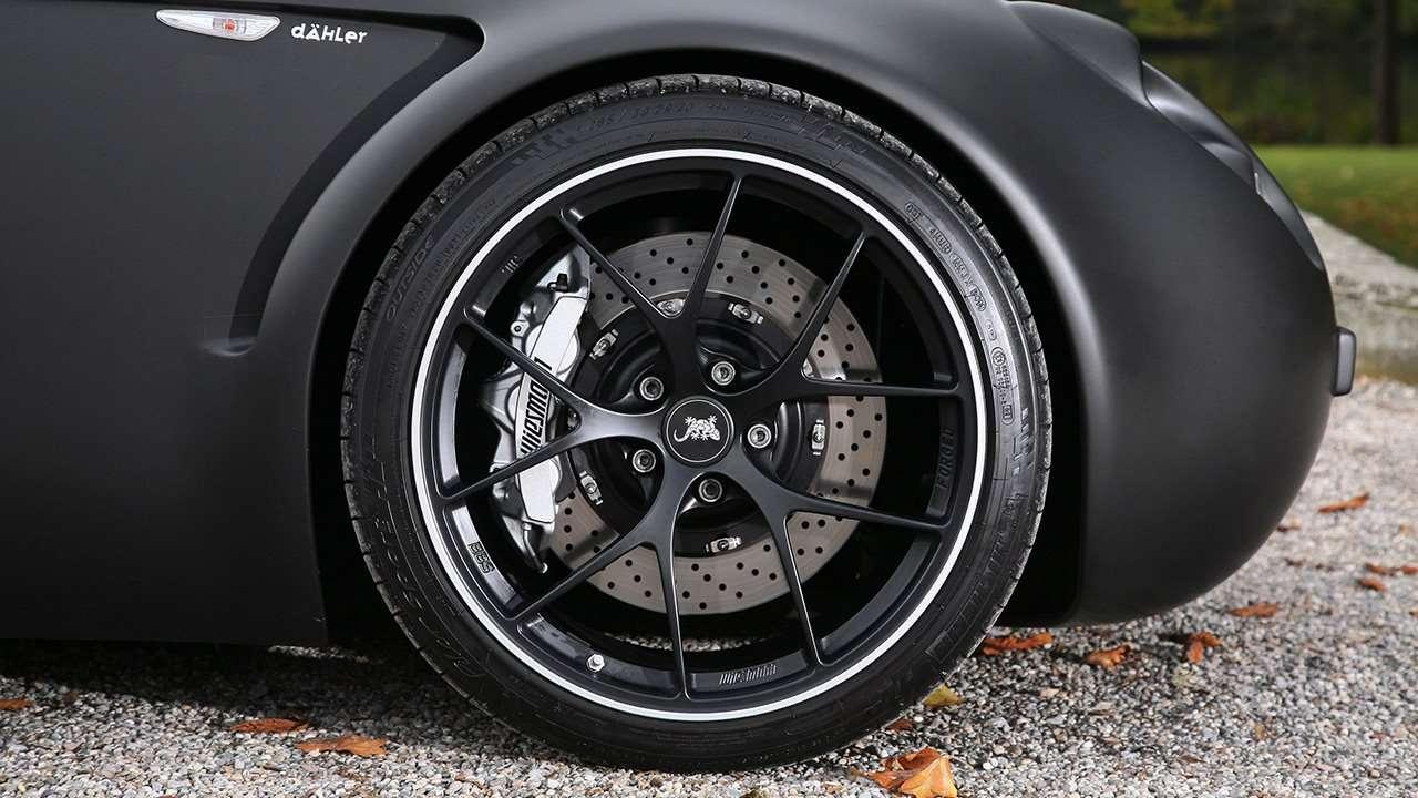 Низкий профиль шины