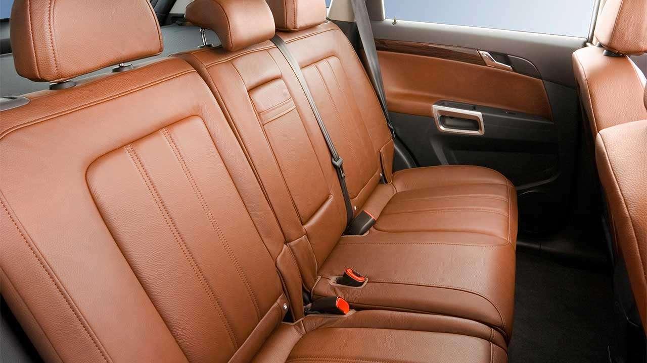 Задние сиденья Opel Antara