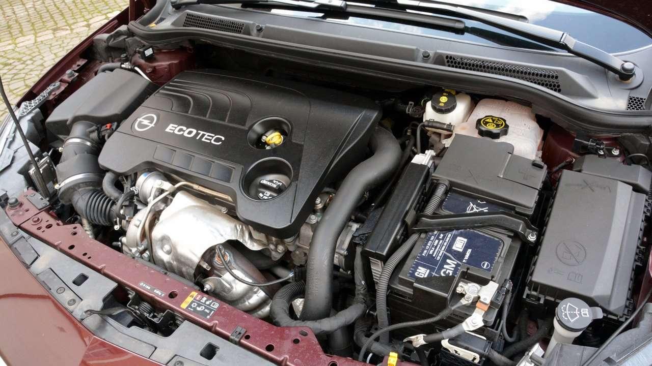 Двигатель Opel Cascada
