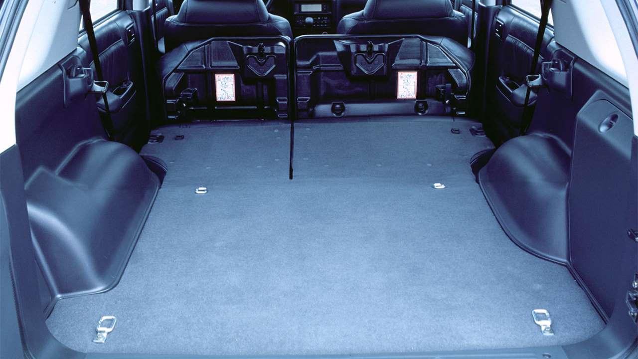 Фото багажника Opel Frontera B