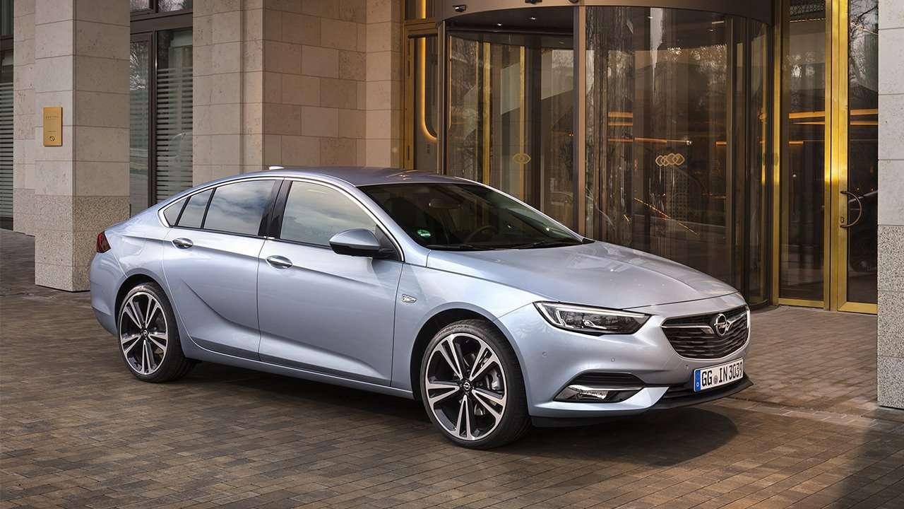 Новый Opel Insignia 2019 - фото, характеристика, цена новые фото