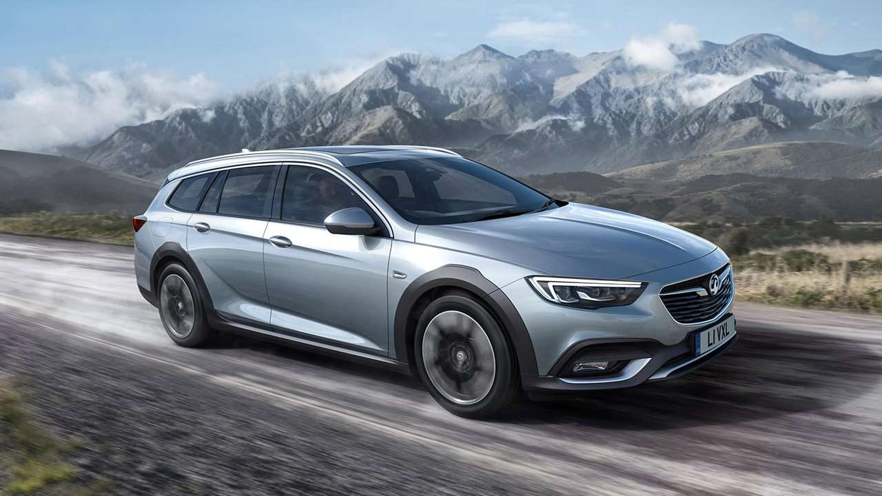 Opel Insignia 2018-2019 Country Tourer