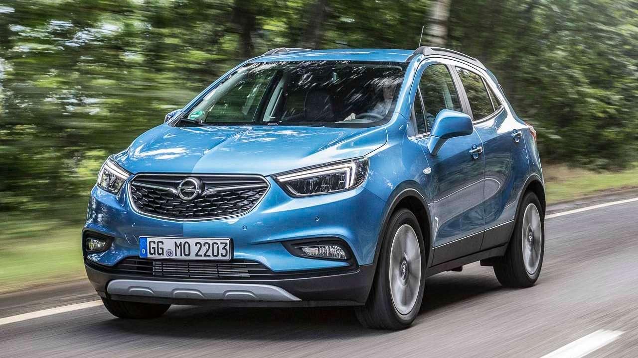 Opel Mokka X 2019-2020 фото спереди