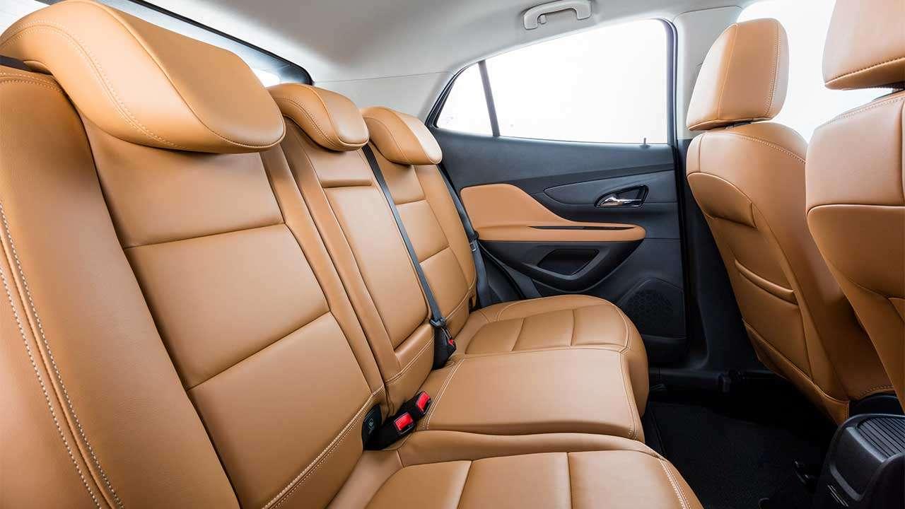 Задние сиденья Opel Mokka X 2019-2020